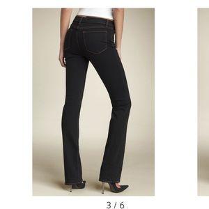 J BRAND 805 The Straight Leg' Stretch Jeans Ink 25